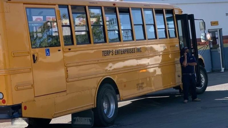 school bus photo - Who Pays The Bills In A Bus Crash? The Parents! Read To Find Out Why!