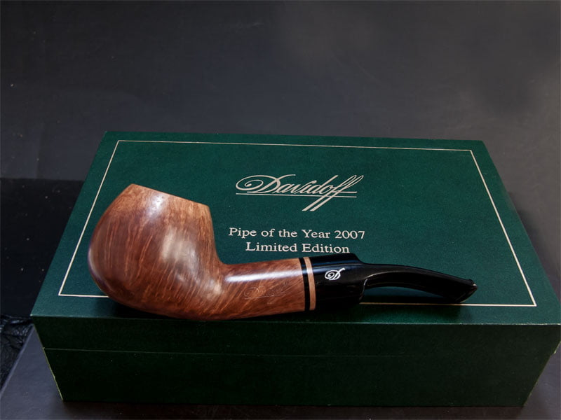 Davidoff Pipe of the Year 2007 Limited Edition