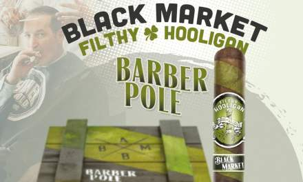 Alec Bradley Black Market St. Patricks Day 2017 in der Schweiz