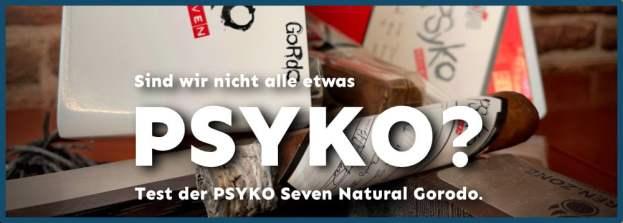 Psyko Seven Natural Gordo 1 x Super Anilla bitte