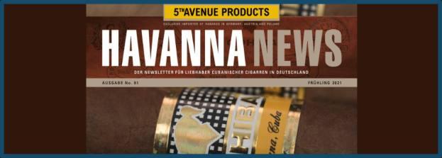 Havanna News Frühling 2021