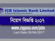 ICB Islamic Bank Limited Job Circular 2017