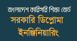 Diploma-in-Engineering Admission Notice 2020