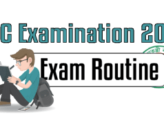 SSC Examination Routine 2018