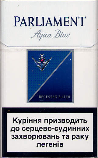 Parliament Aqua Blue 20ua2009