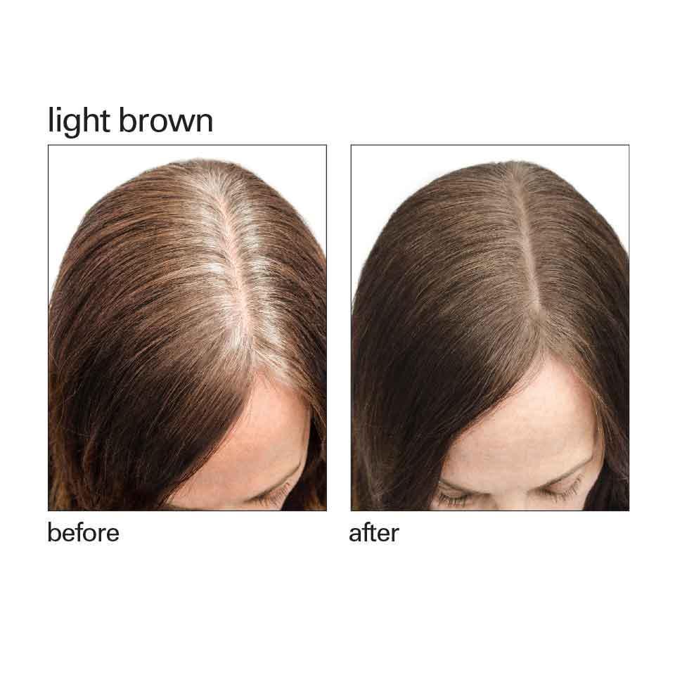 Brown Hair Color Spray Temporary