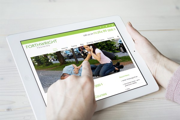 Forthwright Health and Safety Training Website