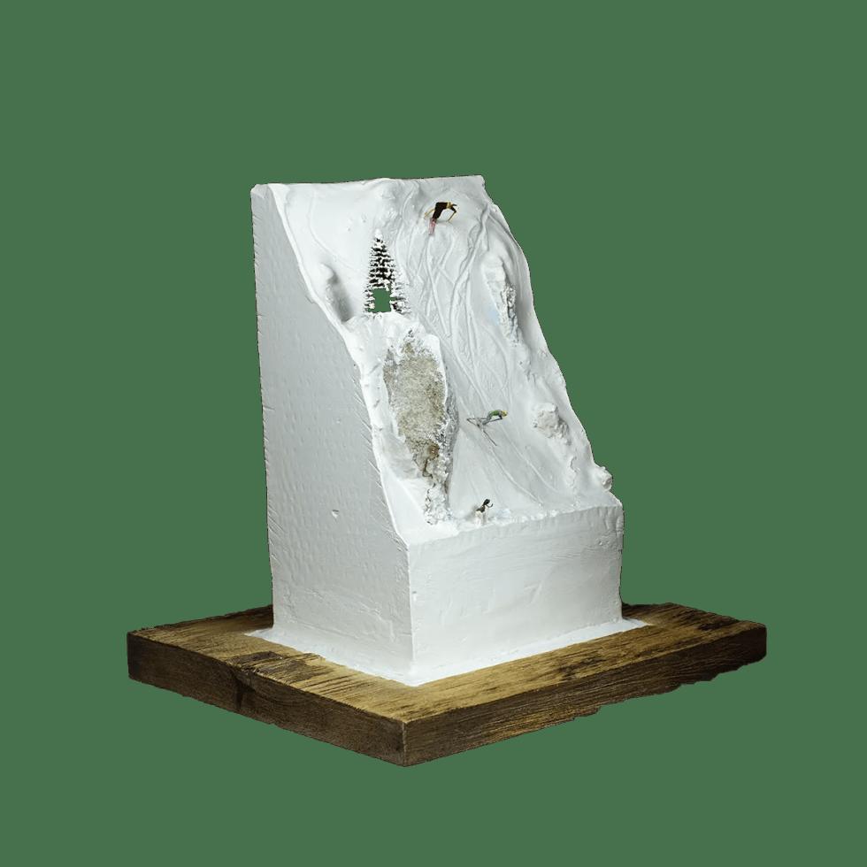 Ski Stories arredo di montagna architettura di montagna Zig Zag