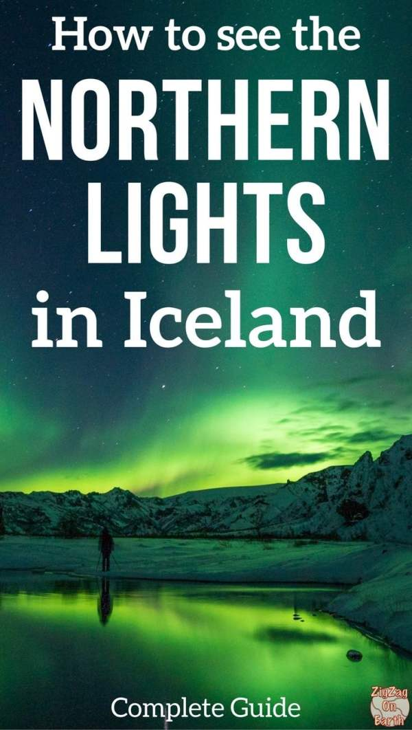 Aurora Borealis in Iceland - How to see the Northern ...