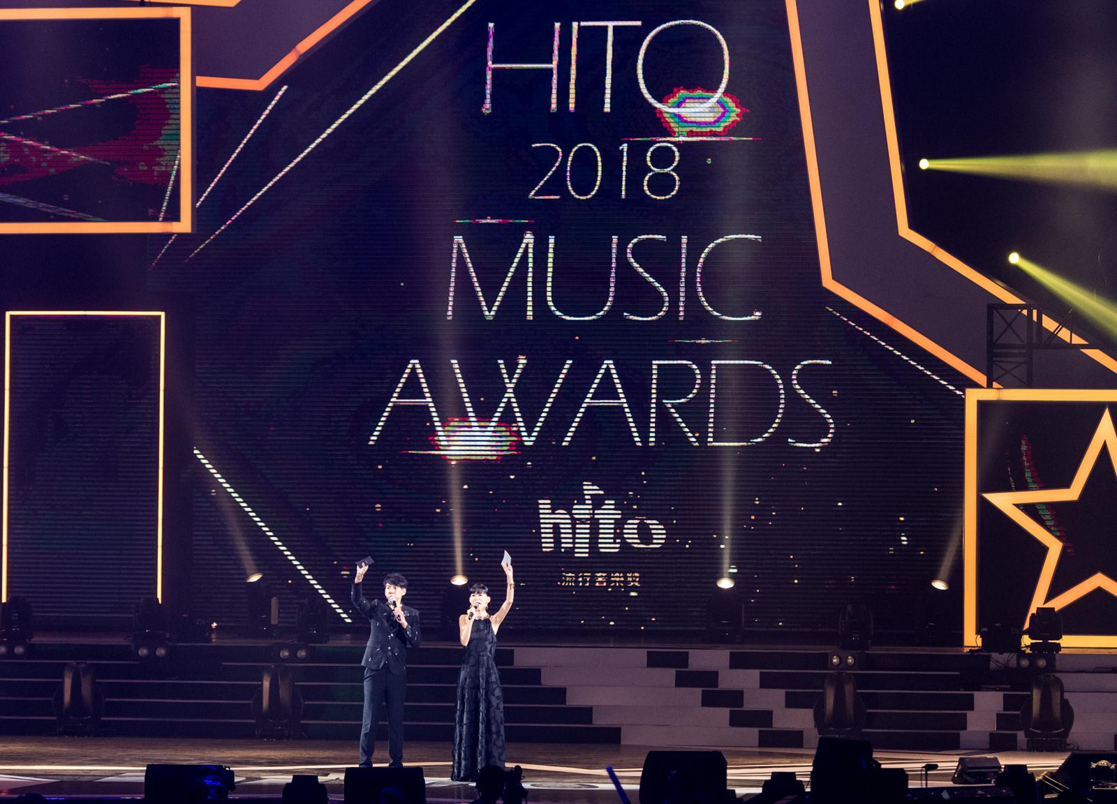 【圖輯】2018 hito 流行音樂獎頒獎典禮 | Capture@