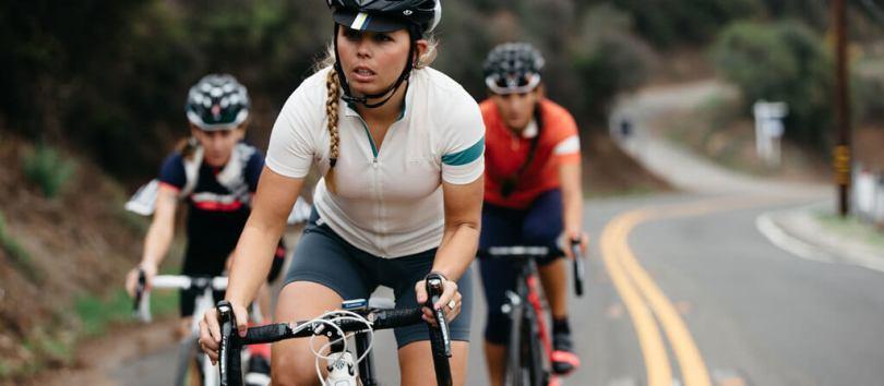 rapha casual wielerkleding voor vrouwen