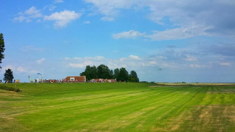 Friesland wielrenners