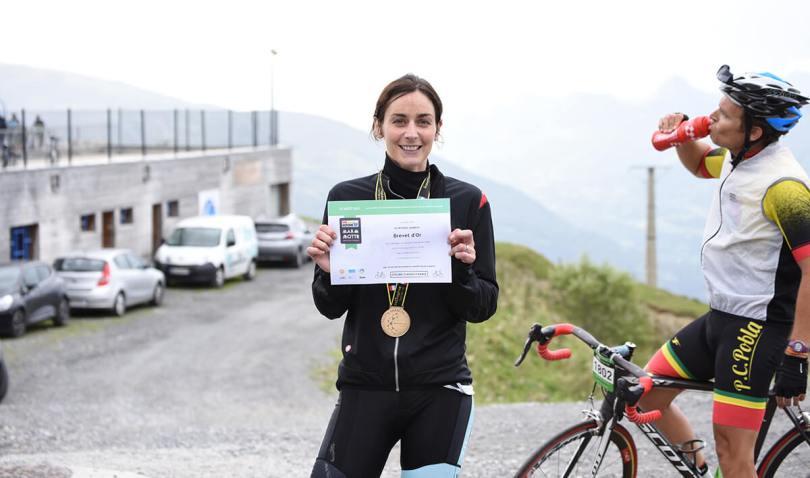 Resultaat Marmotte Pyreneeën granfondo