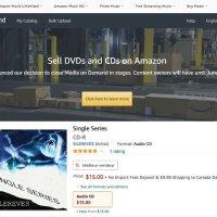 Amazon ferme son service MOD aux artistes