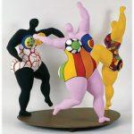 Les Nanas, de Niki de Saint Phalle