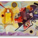 Jaune rouge bleu – Vassily Kandinsky