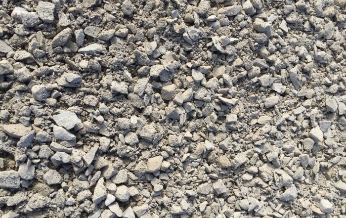 "3/4"" Crusher Gravel"
