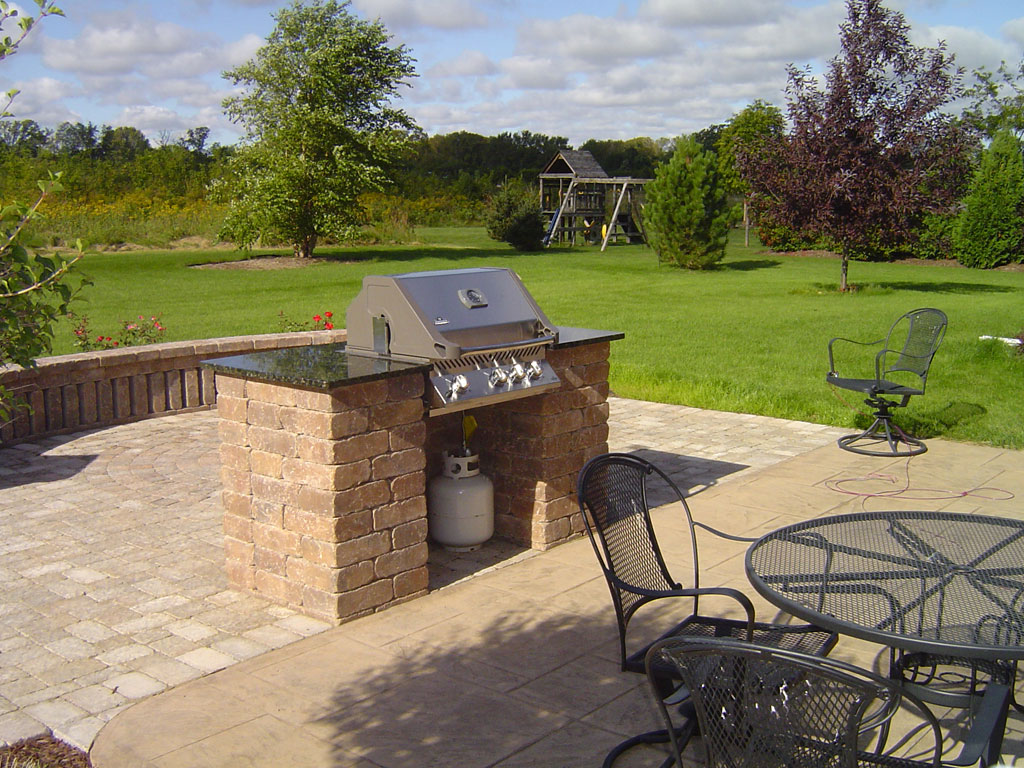 Outdoor Living Spaces Gallery - Zillges Spa, Landscape ... on Outdoor Living And Landscapes id=22806