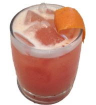 Blood Orange Margarita – Tequila with a tangy twist
