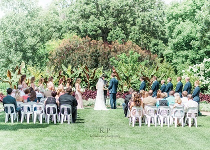 Look inside 50 milwaukee wedding reception venues boerner botanical gardens junglespirit Images