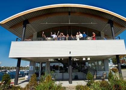 Look inside 50 milwaukee wedding reception venues milwaukee community sailing center junglespirit Choice Image