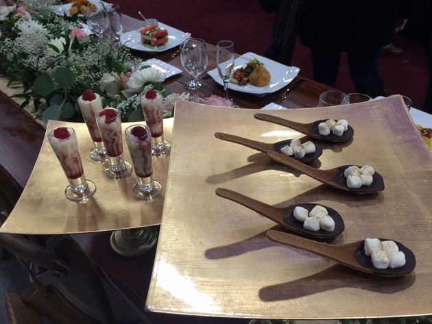 Wedding Dessert Station