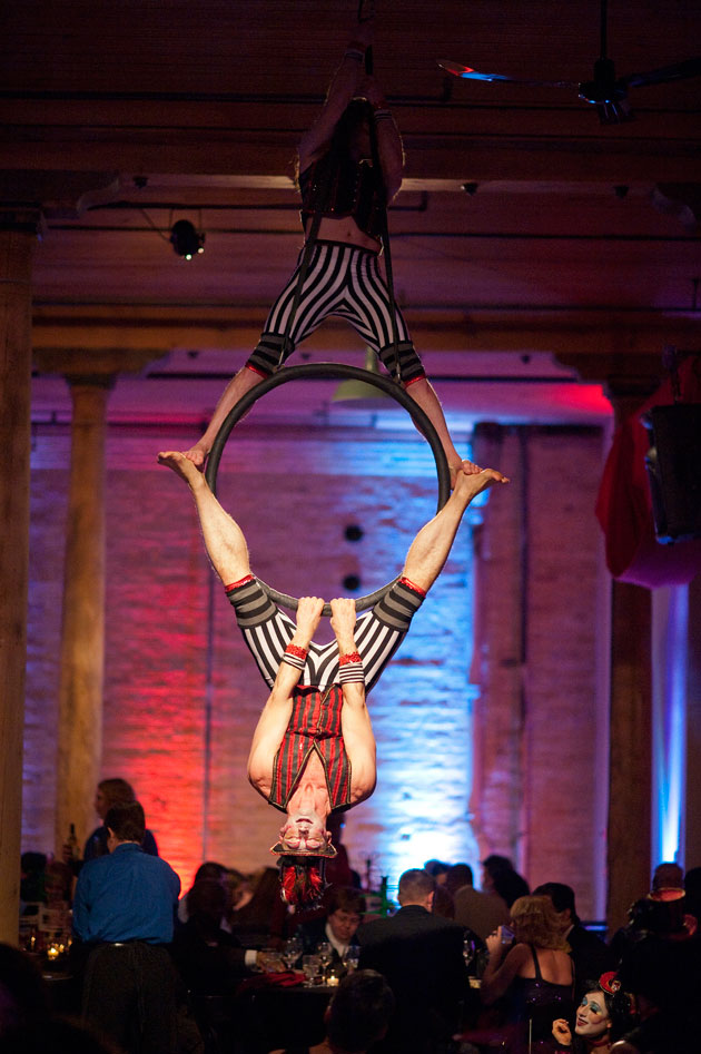 Circus Themed Entertainers
