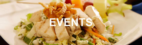 events sample menu