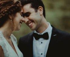 Elena and Amit's Wedding at Boerner Botanical Gardens
