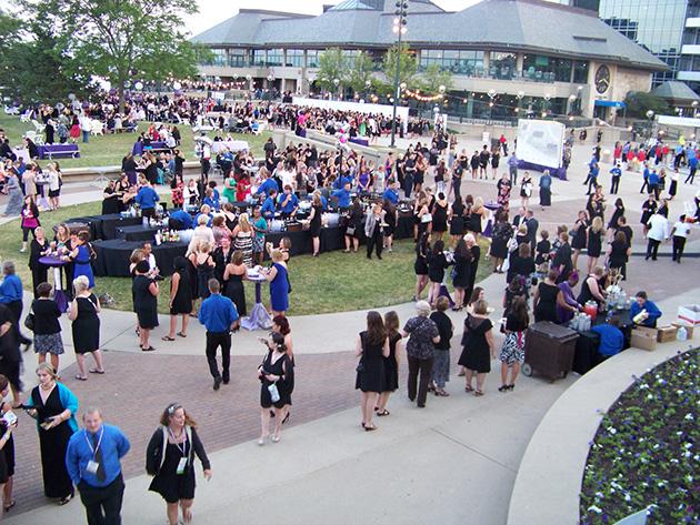 Outdoor Corporate Event