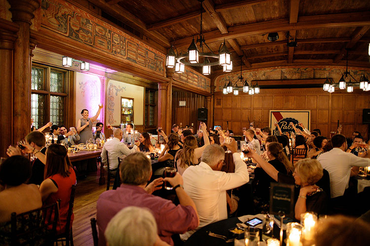 Best Place Historic Pabst Wedding Venue