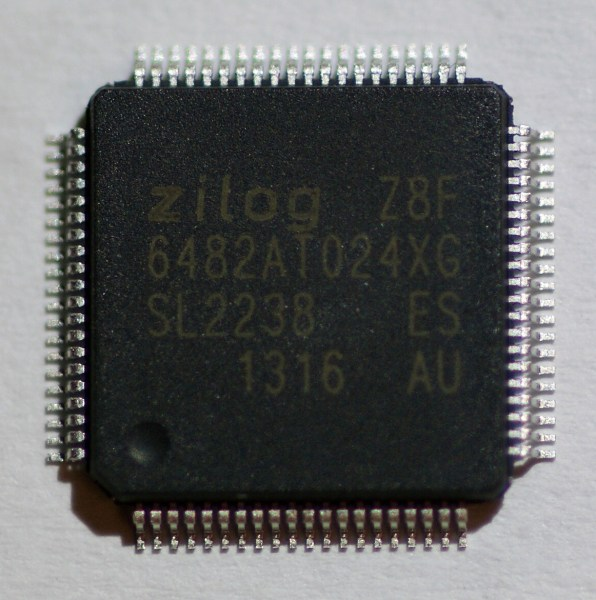 Z8 Encore  XP 64K Flash