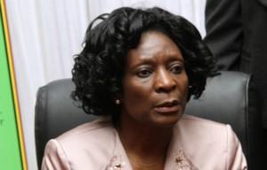 Zimbabwe Electoral Commission chairperson Rita Makarau