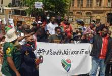 Photo of Protest to have Zimbabweans deported gathers momentum in Pretoria