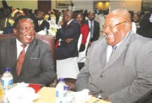 Photo of Obert Mpofu mocks exiled G40 politicians: 'They thought they were cleverer than us'