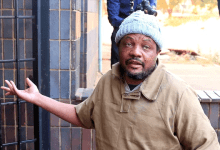 Photo of Chin'ono reflects on horrible conditions inside Chikurubi prison