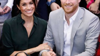Photo of Meghan Markle and Prince Harry donate to Zimbabwe girls