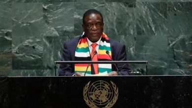 Photo of President Mnangagwa's FULL Statement at the 75th UN General Assembly
