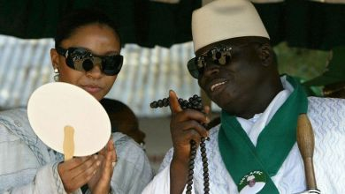 Photo of US sanctions Gambia's former First Lady Zineb Jammeh