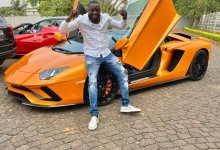 Photo of Ginimbi turns heads with his US$600k new Lamborghini Roadster (VIDEO)