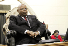 Photo of Mudenda orders Khupe's MPs to declare assets