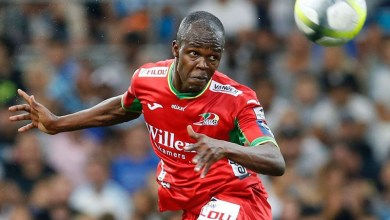 Photo of Musona scores opener for KSV Aupen
