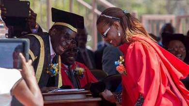 Photo of Grace Mugabe 'fake' PhD case back in the courts