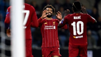Photo of Salah awaits Liverpool next game after recovering from COVID-19