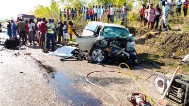 Photo of Birthday party ends in horrific road accident in Kariba