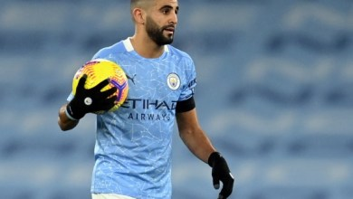 Photo of 'It's good to score goals' – Mahrez after scoring first Man City hat-trick