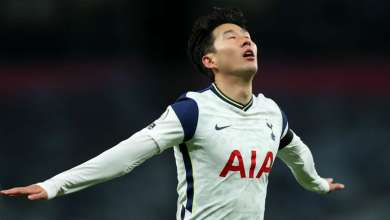 Photo of Tottenham top Premier League table after 2-0 win over Manchester City.