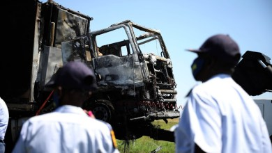 Photo of Catholic Bishops call on South Africans to end torching of trucks