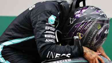 Photo of World champion Lewis Hamilton hit by COVID-19