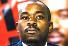 Photo of Chamisa praised doctor who claims he is killing politicians in hospitals